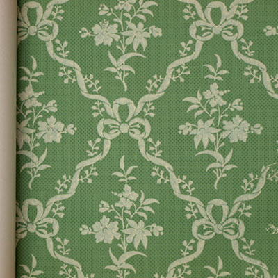 historical wallpaper with green - photo #40